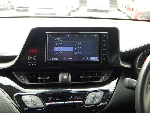 トヨタ純正7インチナビ!フルセグ、Bluetooth機能搭載モデルです!