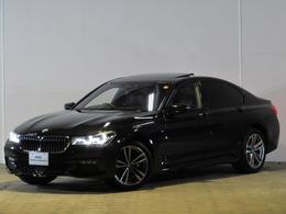 BMW 7シリーズ 740i Mスポーツ 認定中古車 SR 禁煙車 ワンオーナー