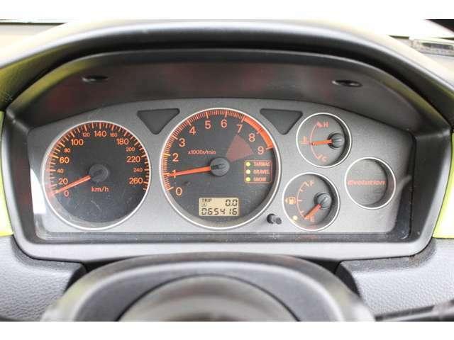 【全車走行距離履歴チェック済】GTガレージでは、走行距離不明・メーター改ざん車は販売取扱い致しません。