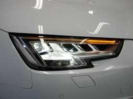 オプション マトリクスLEDヘッドライトパッケージ☆関東最大級のAudi・VW専門店!豊富な専門知識・経験で納車後もサポートさせていただきます☆