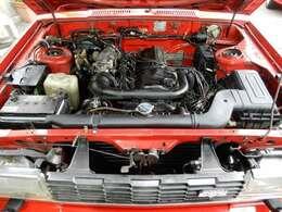 エンジン調子良好です!!