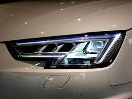 広範囲を明るく照射し高い視認性を確保する、オプション設定のマトリクスLEDヘッドライトを採用!視認性が低下する夜間での視界を向上させ安全なドライブをサポートします!!TEL:045-844-3737
