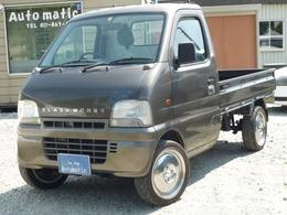 スズキ キャリイ 660 KU 3方開 4WD AT車・本州仕入・サビ少