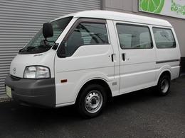 マツダ ボンゴバン 1.8 DX ワイドロー ・Wエアバック・ドラレコ・ETC・Wタイヤ
