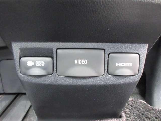 100W電源&HDMI&VIDEO装備です♪