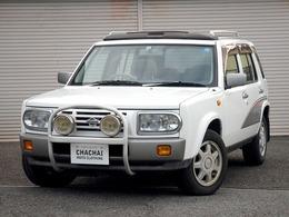 日産 ラシーン 1.5 タイプIII 4WD シート張替