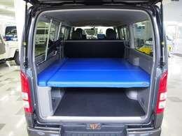 ☆車中泊に便利なベッドキット♪