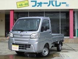 ダイハツ ハイゼットトラック 660 スタンダード SAIIIt 3方開 4WD 届出済未使用車 展示車 5MT
