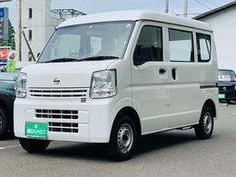 日産 NV100クリッパー 660 DX 5AGS車