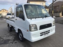 スバル サンバートラック 660 TC 三方開 4WD エアコン パワステ エアバック 5MT4WD