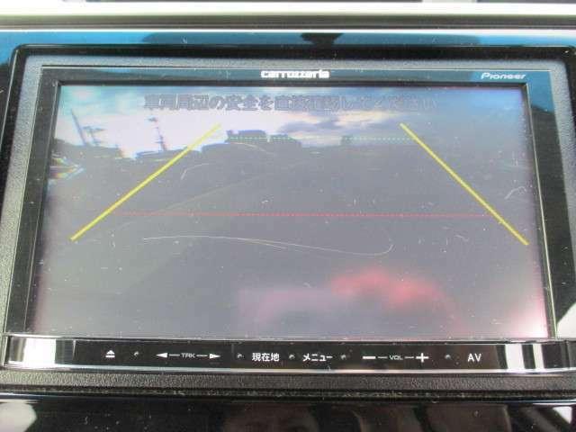 メモリーナビ ワンセグ SDスロット CD ETC 大人気装備のバックカメラ付いております。車庫入れ&バック時の死角を減らし楽々安心です!