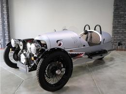 モーガン スリーホイラー スーパードライシルバー 正規輸入車 スーパードライシルバー 正規輸入車