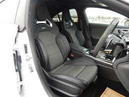 AMGパフォーマンスパッケージ(56万3千円相当)装着車!チタニウムグレー/ブラック2トーンAMGパフォーマンスシート!