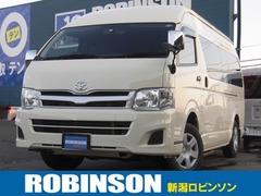 トヨタ ハイエースコミューター の中古車 2.7 GL 4WD 新潟県新潟市秋葉区 219.0万円
