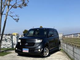 トヨタ bB 1.3 S エアロGパッケージ 地デジメモリーナビエアロスマートキー