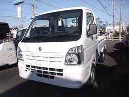 スズキ キャリイ 660 KCエアコン・パワステ スズキ セーフティサポート 装着車 3方開 セーフティーサポート付