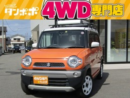 スズキ ハスラー 660 G 4WD セットオプション 純正ナビ/ワンセグTV