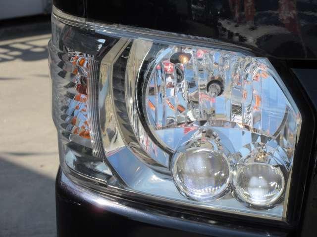 純正オプションLEDヘッドライトユニット搭載♪ 新車時に人気の高いLEDヘッドライトになります♪