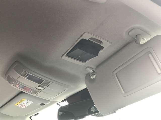 ETC付きです!これで高速道路の乗り降りはノンストップでストレスなしですね♪格納式なので見た目もスマート!