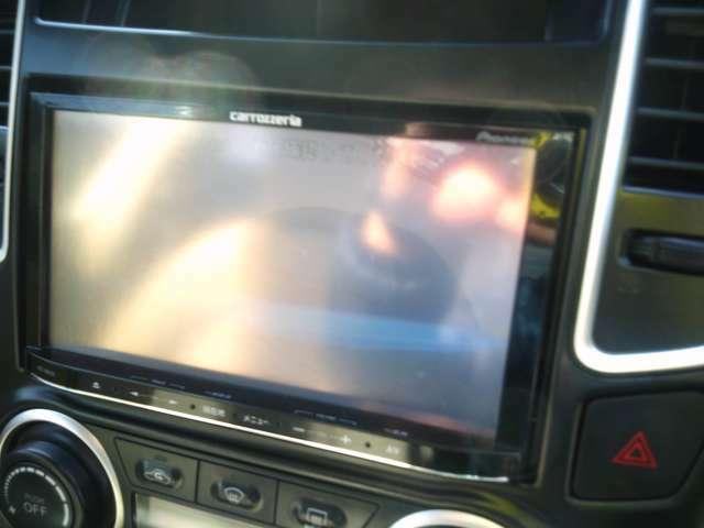 便利なバックカメラ装備で安全確認を頂けます!駐車が苦手な方にもオススメな便利機能です!