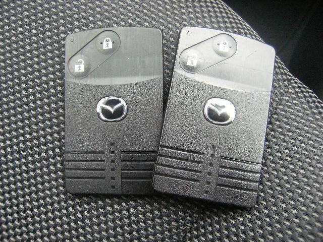 スマートカードキー!!ポケット、鞄からキーを出さなくてもドアを開閉出来ますよ
