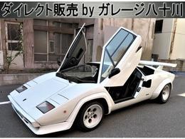 ランボルギーニ カウンタック LP500S 新車並行 生産台数321台 1984y