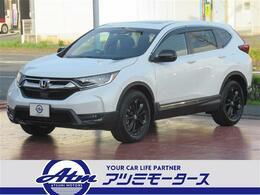 ホンダ CR-V 1.5 EX ブラック エディション サンルーフ・本革・ナビ・ドラレコ・ETC