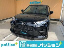 トヨタ ライズ 1.0 G 新車未登録 ディスプレイ付き 全方位カメラ