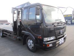 UDトラックス コンドル タダノ4段ラジコン セルフクレーン 増トン5.8トン