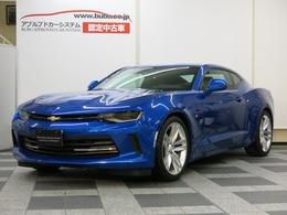 シボレー カマロ LT RS 正規18yモデル 黒革Pシート&シートH&C