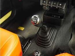 「マニュアルシフト」車を操作する醍醐味を味わえます!