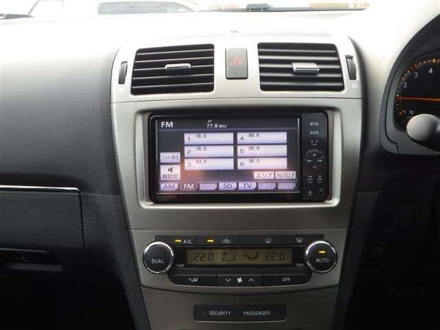 トヨタ純正ナビ!フルセグ、Bluetooth機能搭載モデルです!