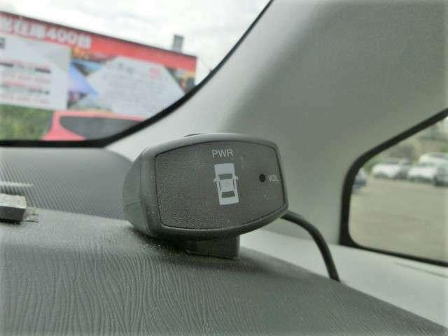 【コーナーセンサー】運転中障害物に近づくと音により注意を促してくれます!