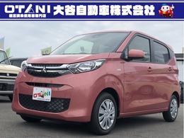 三菱 eKワゴン 660 M 新品ナビ 軽自動車 衝突軽減装置付 保証付