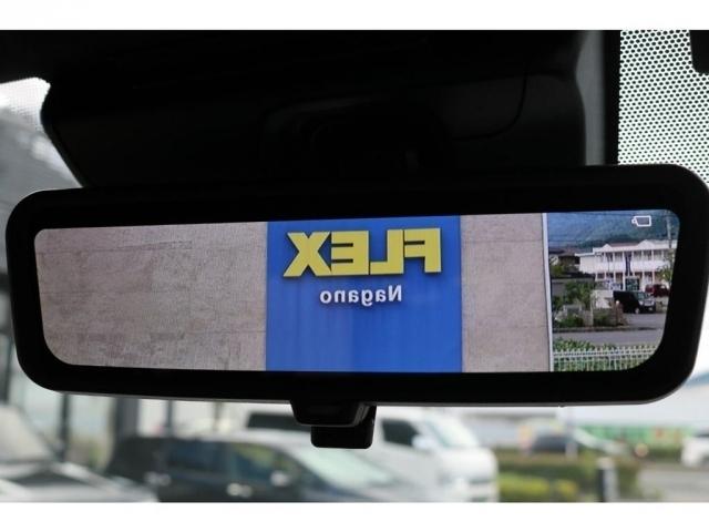 デジタルインナーミラー!車両後方の映像をミラーに映し出します!