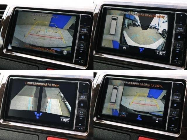 カロッツェリア製SDナビTV! パノラミックビューモニターで周囲の安全確認をサポート!