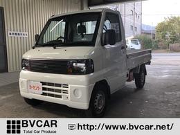 三菱 ミニキャブトラック 660 Vタイプ エアコン付 パワステ AT車
