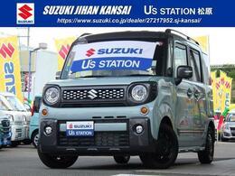 スズキ スペーシア 660 ギア ハイブリッド XZ 4WD 衝突軽減ブレーキ・LEDヘッドライト