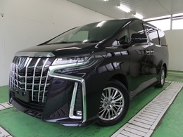 トヨタ アルファード ハイブリッド 2.5 SR Cパッケージ 4WD ディスプレイオーディオ 革シート