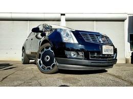 キャデラック SRXクロスオーバー ラグジュアリー 4WD ジオバンナ22インチAW