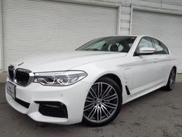 BMW 5シリーズ 530e Mスポーツ セレクトP黒革SRハ-マンカ-ドン認定中古車