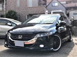 ホンダ オデッセイ 2.4 アブソルート 車高調・19インチ・HID・地デジ・DVD再生可