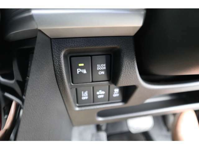 バック時にも衝突軽減ブレーキが作動。後退時ブレーキサポート