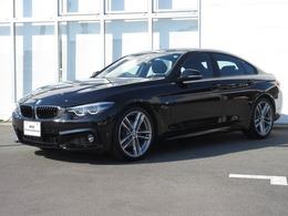 BMW 4シリーズグランクーペ 420i Mスポーツ BMW正規認定中古車 SR ブラックレザー