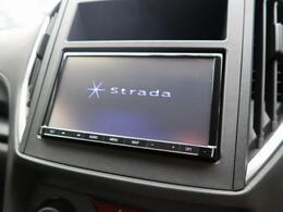 【SDナビ】使いやすいナビで目的地までしっかり案内してくれます。CD/DVDの再生もでき、お車の運転がさらに楽しくなりますね!!