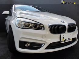 BMW 2シリーズアクティブツアラー 218i ラグジュアリー コンフォートP パーキングサポートP
