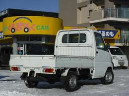 CDチューナー オートマチック 4WD!!