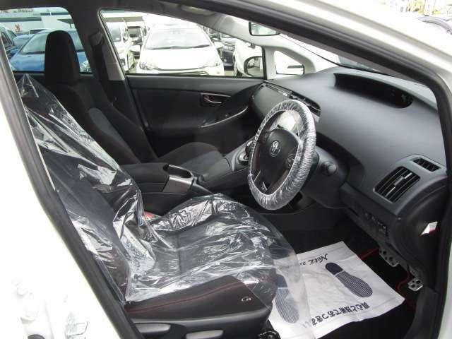 車内は煙草の匂いなど、嫌な匂いもありません☆煙草を吸わない方でも安心してお乗り頂けますよ☆(^^)※ただし感覚には個人差がありますので、念のため実車をご確認下さい☆