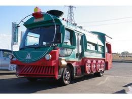 三菱 ローザ 機関車バス 幼児バス 幼稚園バス