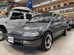 ホンダ シビックプロ 1.6 4WD ZCエンジン 4ナンバー サバイバー個体